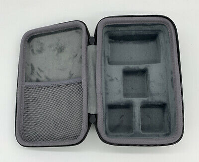 Co2CREA Hard Travel Carry Case For Cozmo Anki Robot Moulded Lined Black New • 8.95£