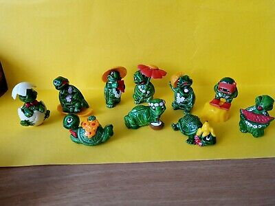 Pick A Turtle! Kinder Egg Toy From The Early 1990s Cute Terrapin Turtles  • 3.75£