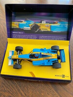 Scalextric Sport Renault R23 F1 Limited Edition Slot Car • 8.20£