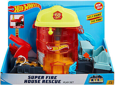 Hot Wheels City Super Playset *Choose Set* • 19.99£