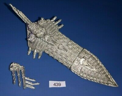 Repulsive Class Grand Cruiser - Chaos Fleet - Battlefleet Gothic - METAL • 56.99£