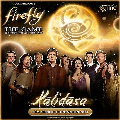 Gale Force 9 Firefly: The Game Kalidasa Expansion (FIRE012) • 24£