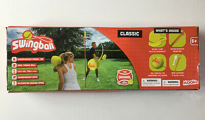 The Original Classic SWINGBALL With Integrated Ground Spike • 44.99£
