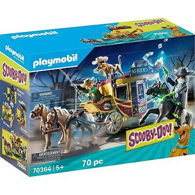 Playmobil 70364 Scooby Doo! Adventure In The Wild West • 35.95£
