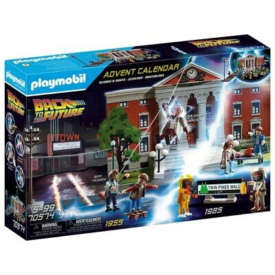 Playmobil 70574 Back To The Future Advent Calendar (PRE ORDER) • 30£