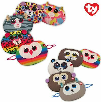 Official Ty Beanie Boo Breathable Washable Adjustable Face Masks Coverings Bnwt • 3.95£