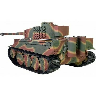 Taigen 1:16 Hand Painted Tiger 1 Rc Tank Late Version • 199£