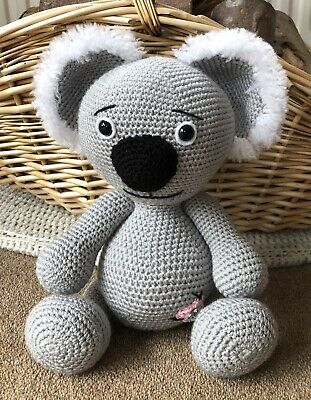 Handmade Amigurumi / Crocheted Koala Suitable For Any Occasion 🐨 • 20£