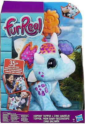 FurReal Friends Hoppin' Topper Interactive Plush Pet Toy - 35+ Sounds-n-Motions • 24.99£