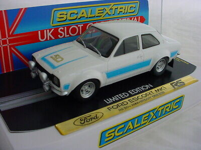 Scalextric Ford Escort Mk1 RS 50th Anniversary #64 Of 100 Cars C4011 FS MB DPR • 46£