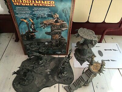 Warhammer Eternity Stair And Dreadfire Portal • 0.99£