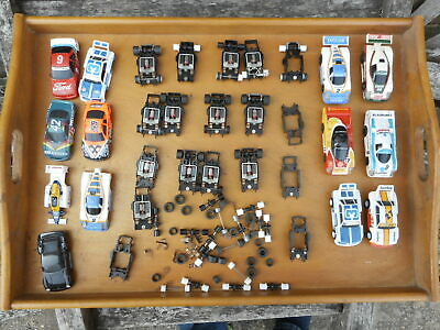 Tomy AFX Massive Scrap Yard Cars & Spares • 60£