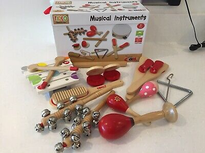 Tildo Wooden Musical Instruments  • 6.50£