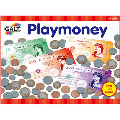 James Galt Play Money Box • 9£