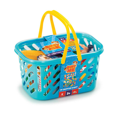 Busy Me My Shopping Basket • 6£