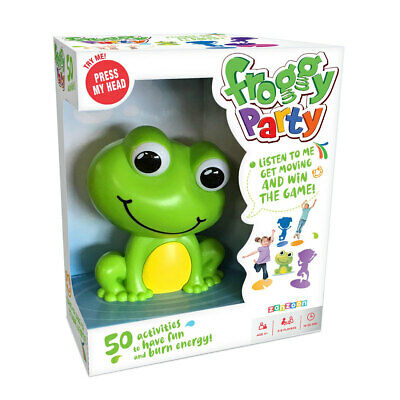 Froggy Party Game • 5£