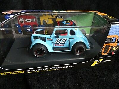 Pioneer (scalextric) P063 Legends Racer Ford Coupe #22 Blue 1/30    • 9£
