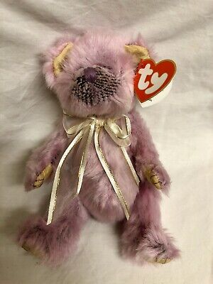 Sophia Bear Ty Attic Treasures Pink Articulated Arms Legs New With Tags • 8.99£