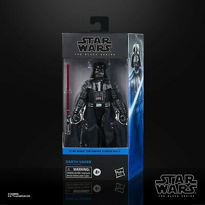 Star Wars Black Series 6  Darth Vader Ep.5 (Wave 26) IN STOCK • 21.99£