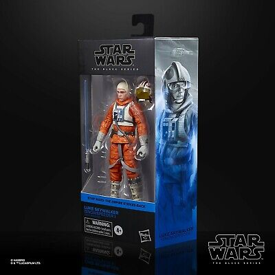Star Wars Black Series 6  Snowspeeder Luke Skywalker Ep.5 (Wave 26) • 21.99£