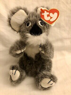 Brisbane The Koala Ty Attic Treasures Soft Toy Articulated Legs New Tags • 7.99£