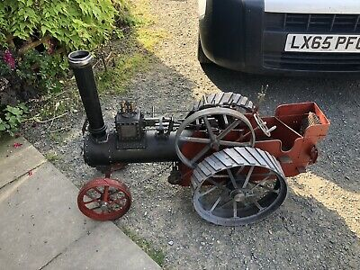Traction Steam Engine 3 Inch  • 2,000£