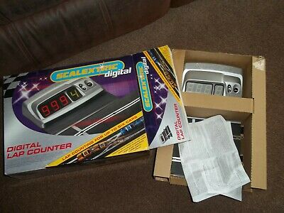 Scalextric  Sport Digital  C7039 Lap Counter   • 30£