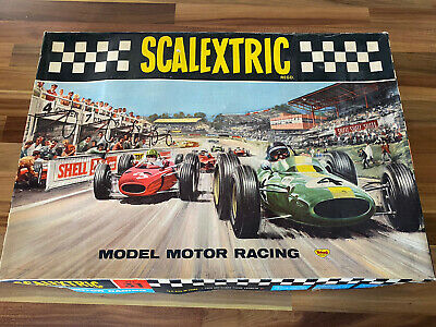 Scalextric Set 31 Rare Collectable • 20£