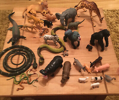 ELC / AAA / Early Learning Centre Mixed Animal Bundle - Items • 2.30£