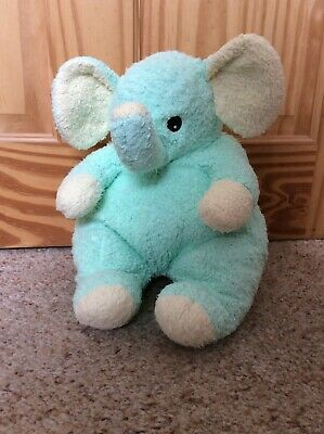 TY Pillow Pal Elephant - 2000 - 23cm - With Rattle Bell  • 25£