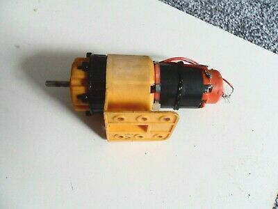 VINTAGE MECCANO 6 Speed Motor GOOD WORKING ORDER • 18£