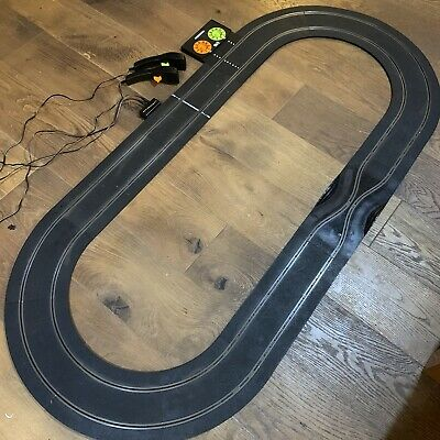 Vintage Scalextric Track, Controllers, Lap Counter + Skid Chicane|Hornby Hobbies • 12.95£