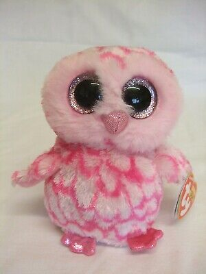 Ty Beanie Boos/Boo Pinky Approx 6'' / 15cms • 6.50£