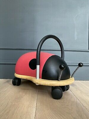 Original Wheely Bug Ride On Toy Ladybird Small Age 1 Year+ • 11.50£