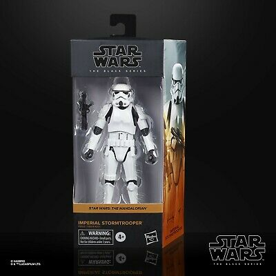 Star Wars Black Series 6  Stormtrooper - Rogue One (Wave 26) IN STOCK • 21.99£