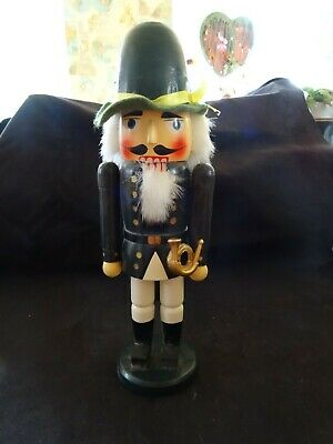 Nutcracker, Still In Working Order, Missing A Feather • 2.50£