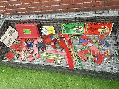 Vintage Meccano.  Large Collection Job Lot  • 99£