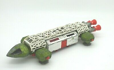 DINKY SPACE 1999 EAGLE TRANSPORTER With POD - VINTAGE - USED • 23.85£