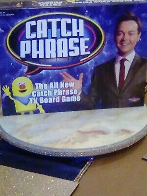 Catch Phrase Board Game In Excellent Condition  And 100% Complete • 3£