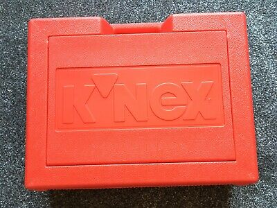 Large Strong K'NEX Box Packed Full Of Pieces And Instruction Manuals! • 30£