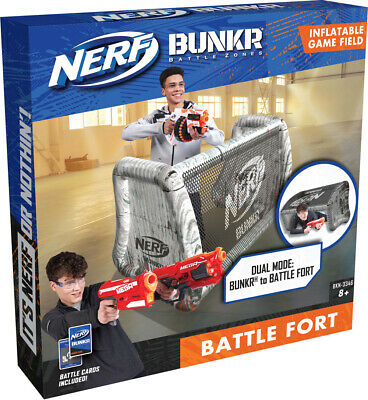 Nerf Bunkr Battle Fort Pack • 18.99£