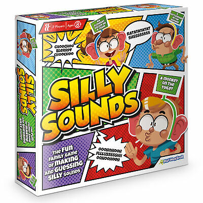 Silly Sounds Family Game • 12.99£