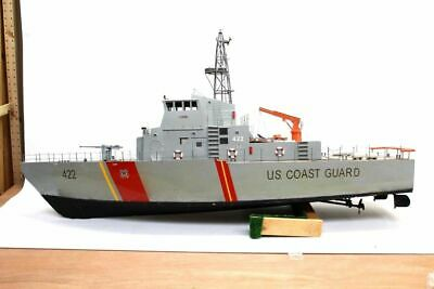 Large Radio Control Model Coastguard Ship 'Sally B' & Lights Scratch Built *LOOK • 100£
