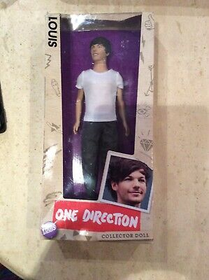 One Direction Louis Tomlinson Collector Doll.  Boxed . • 29.95£