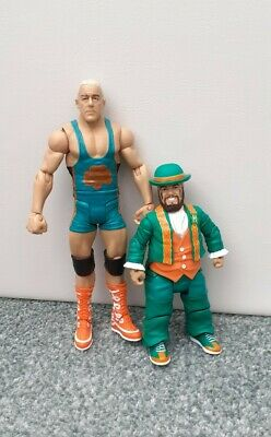 Wwe Mattel Finlay And Hornswoggle Figures • 9.99£