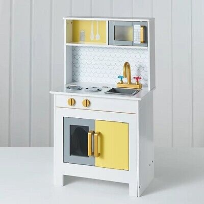 George Home Wooden Foldaway Kitchen Lot R374 RRP 50.00 5057172155569 • 32.99£