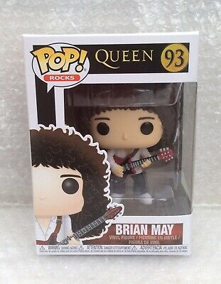 Brian May #93 Funko Pop! Rocks Queen • 27.99£
