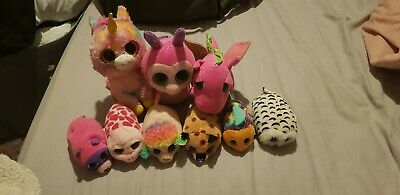 Ty Beanie Boos Great Condition  • 2.99£