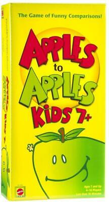 Apple To Apples Kids The Game Of Crazy Comparisons • 10.99£