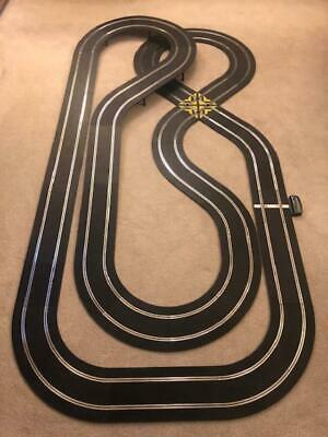 Scalextric Sport Layout With Crossover • 120£